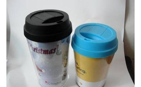 塑料咖啡杯